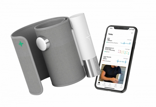 WITHINGS SA / ELIUM STUDIO / JANUS DE LA SANTÉ