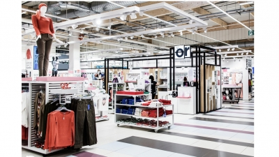 CARREFOUR / CBA DESIGN